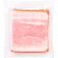 Продукты из свинины «Бекон Белорусский» копчено-вареные 1 кг., фасовка 0.25-0.45 кг