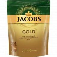 Кофе растворимый «Jacobs Gold» 140 г.