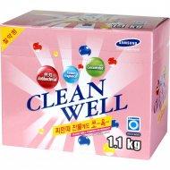 Стиральный порошок «Clean Well» 1.1 кг