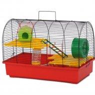 Клетка для грызунов «Бунгало» 4 люкс, 570x300x390 мм.