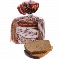Хлеб «Свольнянский» нарезанный, 400 г.