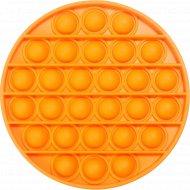 Игрушка-антистресс «Maya Toys» Нажми Шарик, LK2026-1, оранжевый