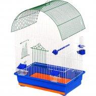 Клетка для птиц «Виола» 470x300x660 мм.