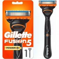 Бритва «GIllette» Fusion5 Power с 1 сменной кассетой.