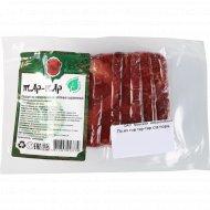 Продукт из говядины мясной «Тар-Тар» рубленный сыровяленый, 1 кг., фасовка 0.4-0.6 кг