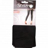 Легинсы женские «Stylan's» размер XXL, черный