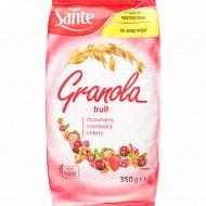Мюсли «Granola» с фруктами, 350 г.
