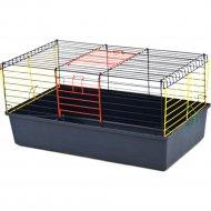 Клетка для грызунов «Кролик 80» 790x450x390 мм.