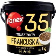 Горчица «Fanex» французская, 1000 г