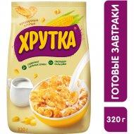 Готовый завтрак «Хрутка» кукурузные хлопья 320 г.