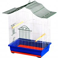 Клетка для птиц «Корелла» 470х300х620 мм.