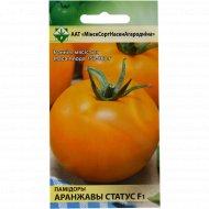 Семена томатов «Оранжевый статут F1» 0.03 г.