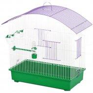 Клетка для птиц «Омега» 660x315x620 мм.