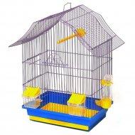 Клетка для птиц «Мини-2» 330x230x470 мм.