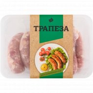 Колбаски из свинины «Сновские» охлажденные, 1 кг., фасовка 0.8-1.2 кг