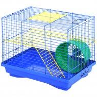 Клетка для грызунов «Хомяк 2» 330x230x290 мм.