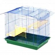 Клетка для грызунов «Шиншила 60» 565x400x470 мм.