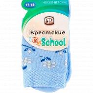 Носки детские «Брестские» размер 17-18.