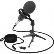 Микрофон «Ritmix» RDM-160, черный