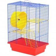 Клетка для грызунов «Дом» 280x180x320 мм.