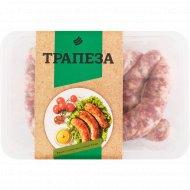 Колбаски из свинины «Итальянские», охлажденные, 1 кг., фасовка 1.2-1.25 кг