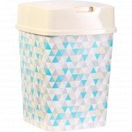 Контейнер для мусора «Пирамида» квадратный, 12 л.