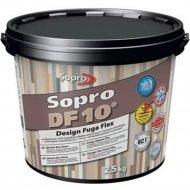 Фуга «Sopro» DF 10, белая, 2.5 кг