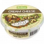 Сыр мягкий «Cream Cheese» с шампиньонами 70%, 250 г.