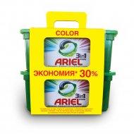 Капсулы для стирки «Ariel Pods» 3в1 Color, 2х30 шт.