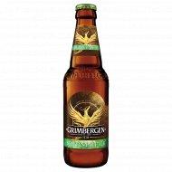 Пиво«GRIMBERGEN BELGIAN ALE»ст.св 0.33л