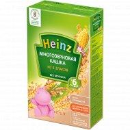 Каша многозерновая безмолочная «Heinz» 5 злаков 200 г.