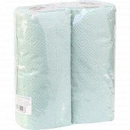 Полотенца бумажные «Универсал 1» 2 рулона.