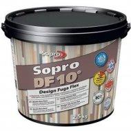 Фуга «Sopro» DF 10, № 1053, серая, 2.5 кг
