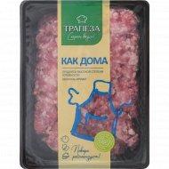 Фарш из свинины и говядины «Домашний» охлажденный, 1 кг.