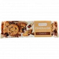Печенье сдобное «Эсмеральда» с кусочками глазури, 150 г.