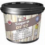 Фуга «Sopro» DF 10, № 1057, бежевая, 5 кг
