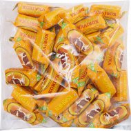 Конфеты неглазированные «Korivka Roshen» с молочным корпусом, 500 г.