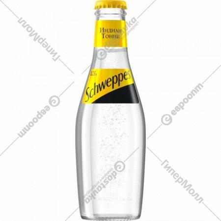 Напиток «Schweppes» Индиан тоник, 0.25 л.