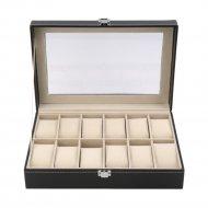 Коробка-шкатулка для хранения часов «SiPL» на 10 пар.