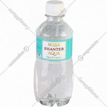 Вода минеральная «Shanter Aqua» Игуменская негазированная, 0.4 л.