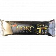 Мороженое эскимо «Люкс» сливочное шоколадное в глазури 8%, 80 г.
