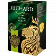 Чай зеленый «Richard» Royal, 90 г.