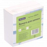 Бумага для записи «OfficeSpace» на склейке, 90х90х45 см.