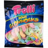 Мармелад жевательный «Trolli» кислые червячки, 100 г
