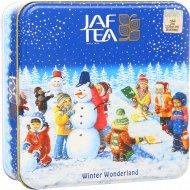 Чай черный «Jaf Tea» зимняя сказка, 80 г.