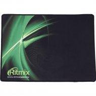 Коврик для мыши «Ritmix» MPD-055 черно-зеленый.