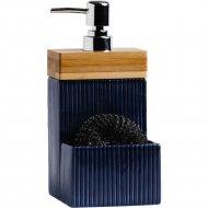 Дозатор для мыла с губкой «Home&You» Liners 2, 59915-NIE9-DOZ