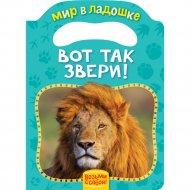 Книга «Вот так звери!».