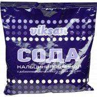 Сода кальцинированная «Viksan» с добавлением метасиликата натрия, 500 г.