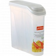 Ёмкость «Phibo» для сыпучих продуктов, 2 л.